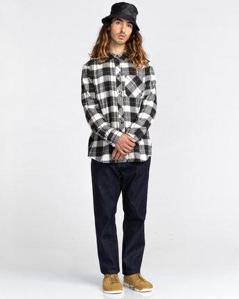 7 Lumber Long Sleeve Flannel Shirt  ALYWT00118 Element