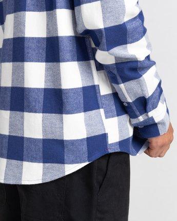 4 Tacoma Flannel Shirt  ALYWT00121 Element