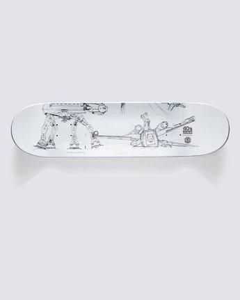 "7 Star Wars ""Empire Strikes Back"" 3 Skateboard Deck Set  ALYXD00106 Element"