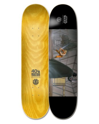 4 Star Wars Luke vs. Darth Vader Skateboard Deck  ALYXD00107 Element
