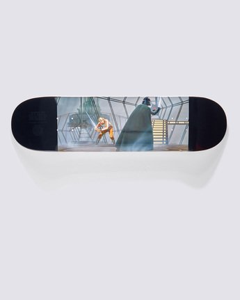 0 Star Wars Luke vs. Darth Vader Skateboard Deck  ALYXD00107 Element