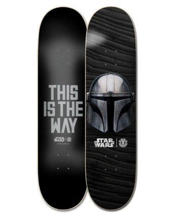 6 Star Wars™ Beskar Skateboard Deck  ALYXD00169 Element