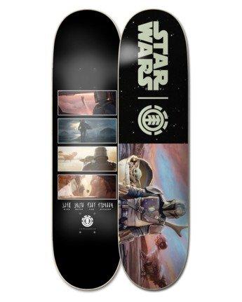 3 Star Wars™ Hunter and Prey Skateboard Deck  ALYXD00170 Element