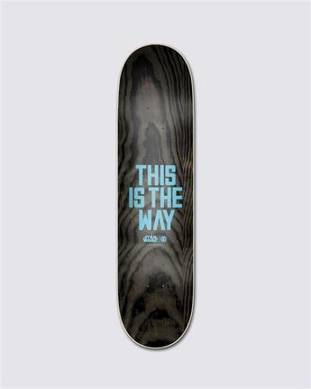 1 Star Wars™ Mando Child Skateboard Deck  ALYXD00171 Element
