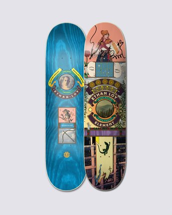 0 Ethan Paradise Skateboard Deck  ALYXD00182 Element