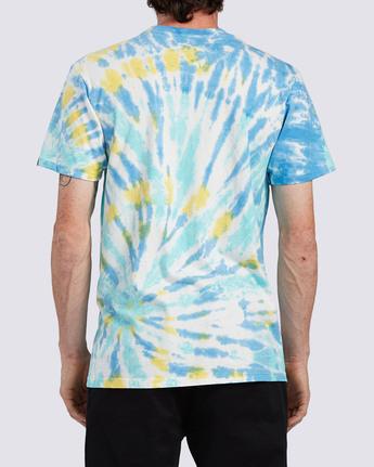 1 Thanks Wash T-Shirt Blue ALYZT00103 Element