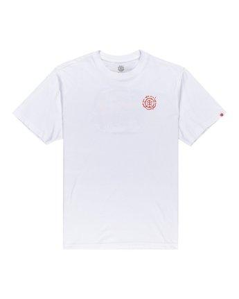 1 Van Run T-Shirt White ALYZT00107 Element