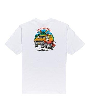 0 Van Run T-Shirt White ALYZT00107 Element