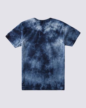 3 Strave Wash T-Shirt Blue ALYZT00111 Element