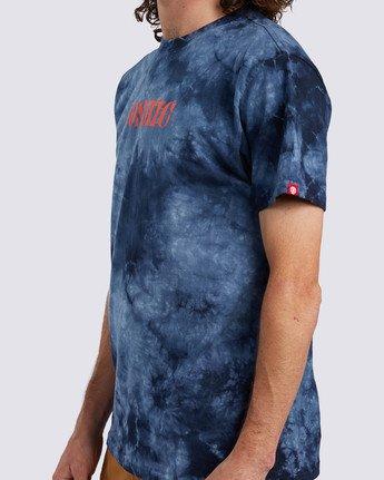 5 Strave Wash T-Shirt Blue ALYZT00111 Element