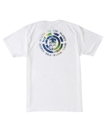5 Seal Planet T-Shirt White ALYZT00183 Element