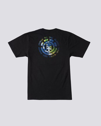 3 Seal Planet T-Shirt Blue ALYZT00183 Element