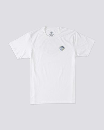 2 Seal Planet T-Shirt White ALYZT00183 Element