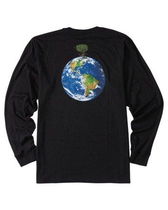 5 Mottilaa Planet Long Sleeve T-Shirt Blue ALYZT00186 Element