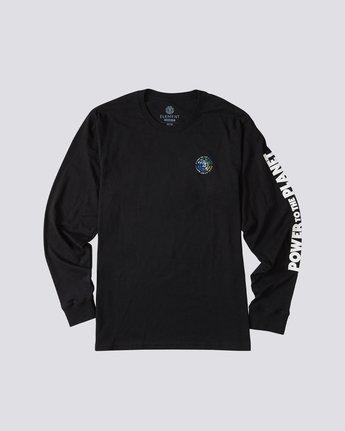 2 Mottilaa Planet Long Sleeve T-Shirt Blue ALYZT00186 Element