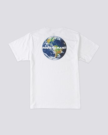 3 Mottilaa Planet T-Shirt White ALYZT00187 Element