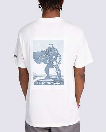 5 Star Wars™ x Element Warrior T-Shirt White ALYZT00256 Element