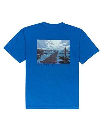 6 Star Wars™ x Element Water T-Shirt Blue ALYZT00261 Element