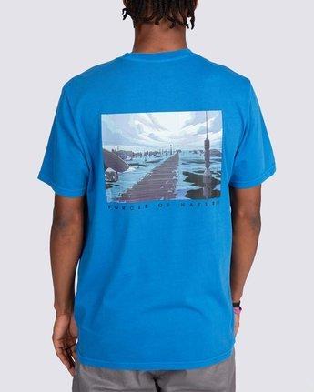 5 Star Wars™ x Element Water T-Shirt Blue ALYZT00261 Element