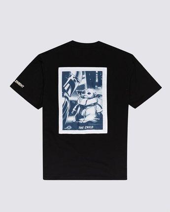 1 Star Wars™ x Element Child T-Shirt Blue ALYZT00329 Element