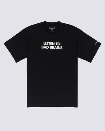 LISTEN TO BAD BRAINS SS  ALYZT00334