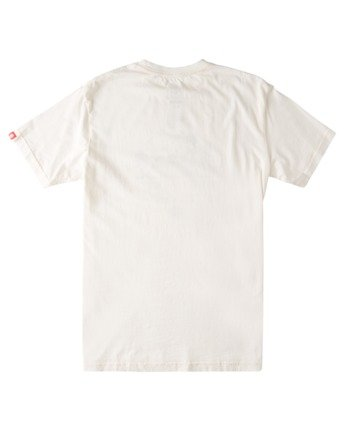 3 Oswego Pigment T-Shirt White ALYZT00348 Element