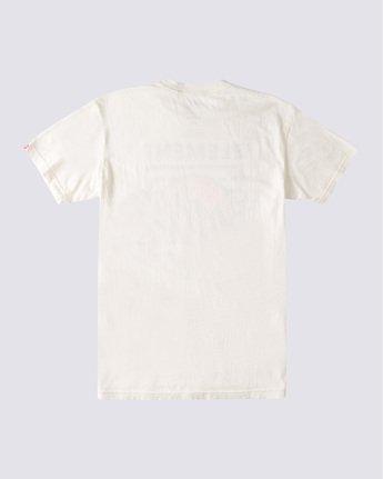 1 Hillsboro Pigment T-Shirt White ALYZT00349 Element