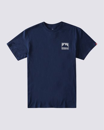 2 Joint Reverse T-Shirt Blue ALYZT00357 Element