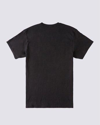1 Wall Bank T-Shirt Blue ALYZT00358 Element