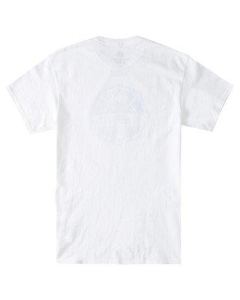 3 Whysler T-Shirt White ALYZT00359 Element