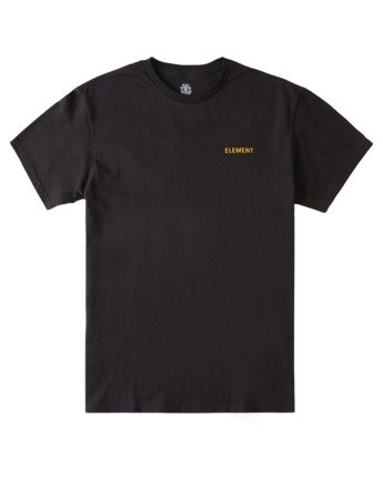 2 Lone Pine T-Shirt Blue ALYZT00361 Element