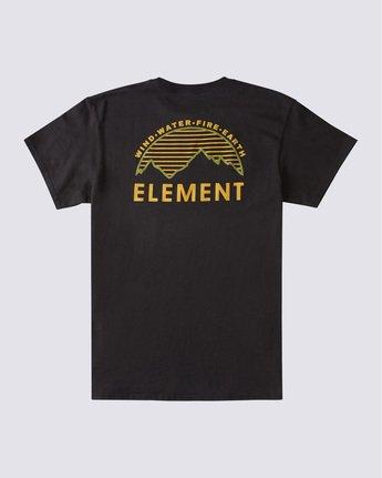 1 Lone Pine T-Shirt Blue ALYZT00361 Element