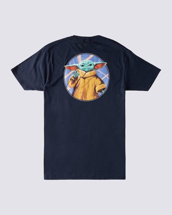 1 Star Wars™ The Child T-Shirt Blue ALYZT00376 Element