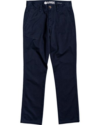 2 Boys' Howland Pant Blue B3183EHO Element