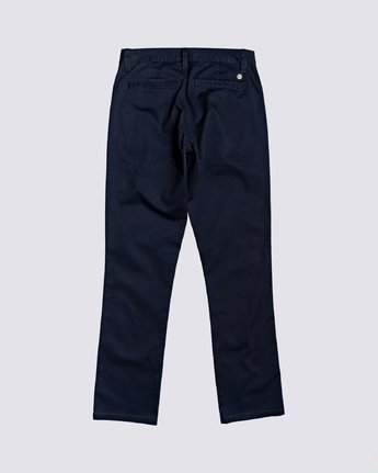 1 Boys' Howland Pant Blue B3183EHO Element