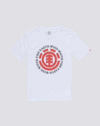 0 Seal Tee White B400TESE Element