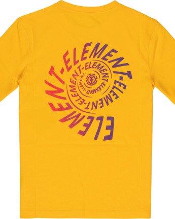3 Boys' Frisco T-Shirt Yellow B4011EFR Element