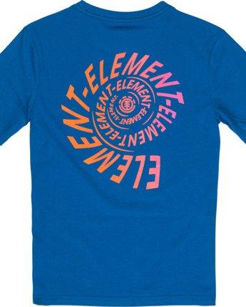 3 Boys' Frisco T-Shirt Blue B4011EFR Element
