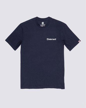 1 Boys' Joint T-Shirt Blue B4013EJO Element