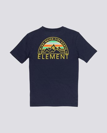 1 Odyssey Boys Tee Blue B401VEOD Element