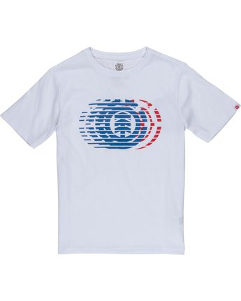 1 Hana Boys T-Shirt  B401VEVI Element