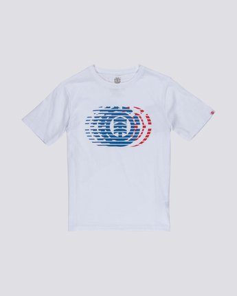 0 Hana Boys T-Shirt  B401VEVI Element