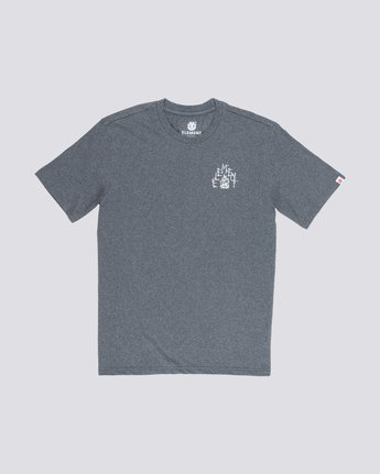 0 Woodland Boys T-Shirt Grey B401VEWO Element