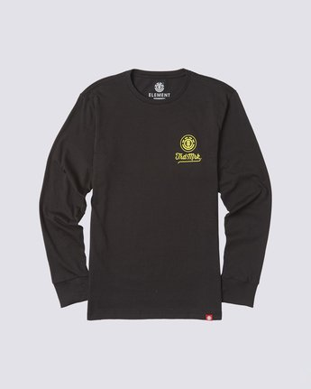 0 Boys' Bridger Long Sleeve T-Shirt  B4753EBR Element
