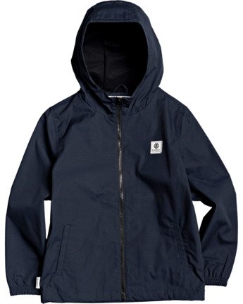 1 Boys' Alder Jacket Blue B7163EAL Element