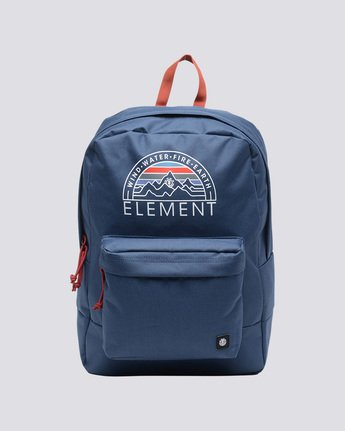 0 Youth Topical Backpack Blue BABKVETO Element