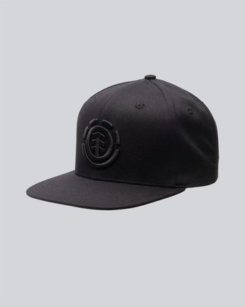 0 Boy's Knutsen Hat Black BAHTQEKB Element