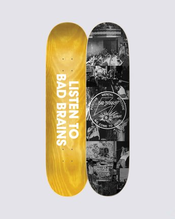 BAD BRAINS X BJ PAPAS  BDLG3BBJ