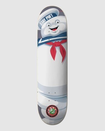 1 Stay Puft Skateboard Deck  BDLG3GSP Element