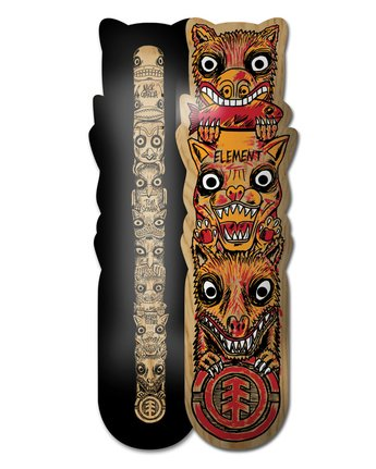 0 Fos Totem Custom Deck  BDLGUFTC Element